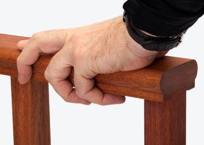 2 x 4 Handrail
